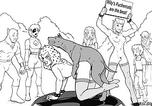 Toons Erotic