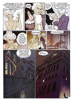 Erotic Comic Art 10 - The Troubles of Janice (4) c. 1997