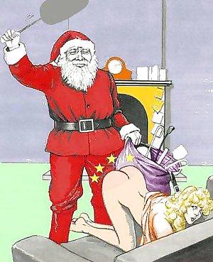 Santa's Naughty Girl List!