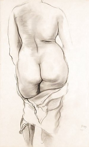 Drawn Ero and Porn Art 24 - George Grosz