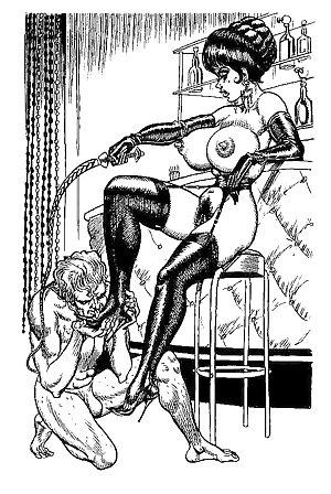 BDSM Art 03 by Searcher1957