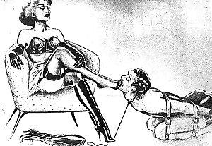 BDSM Art 16 by Searcher1957