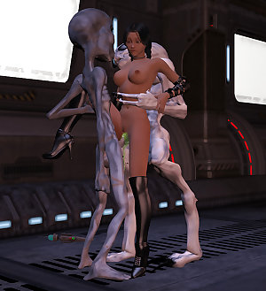 Sexy Black Women...Aliens, Elves, Space Chicks 18