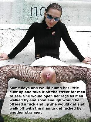 Captions for a Fuckwhore 1