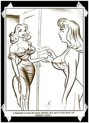 Bill Ward Erotic Art 2