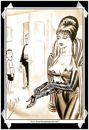 Bill Ward Erotic Art 2